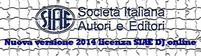Firmato l'accordo per la nuova versione della Licenza DJ SIAE online  SIAE-Licenza-2014_STD